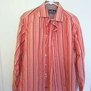 Robert Graham Longsleeve Button down Shirt large